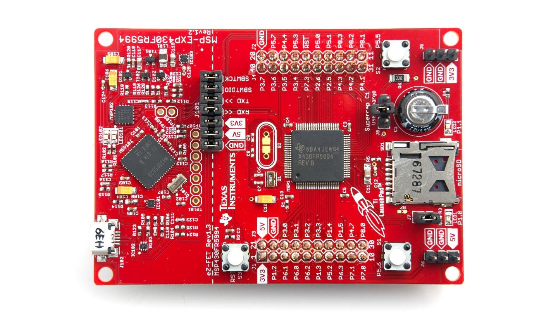 uLisp - MSP430 FR5994 LaunchPad