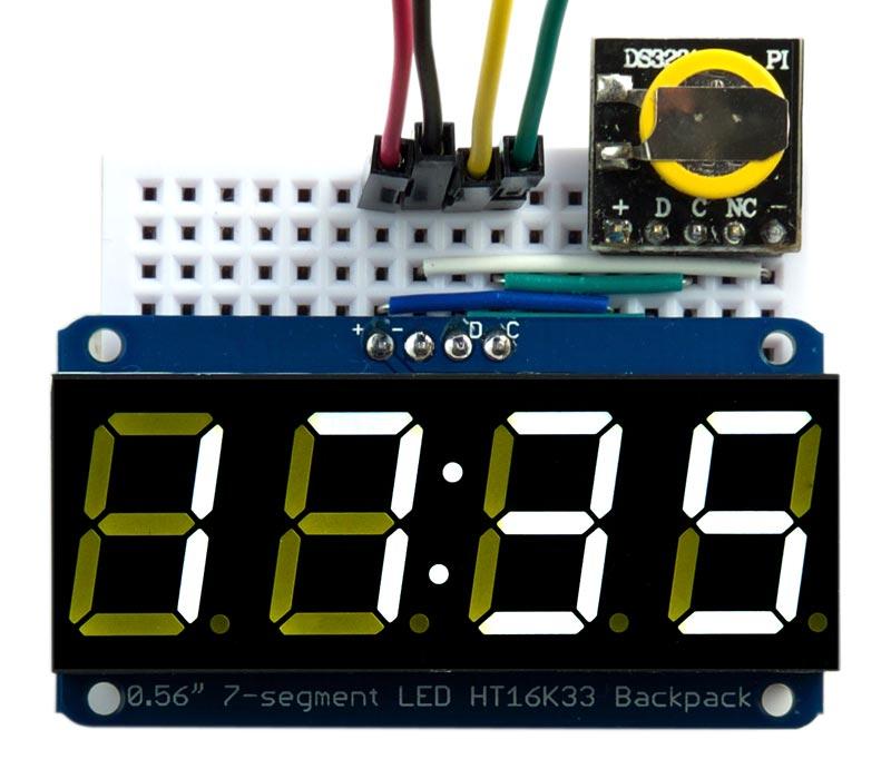 uLisp - I2C clock