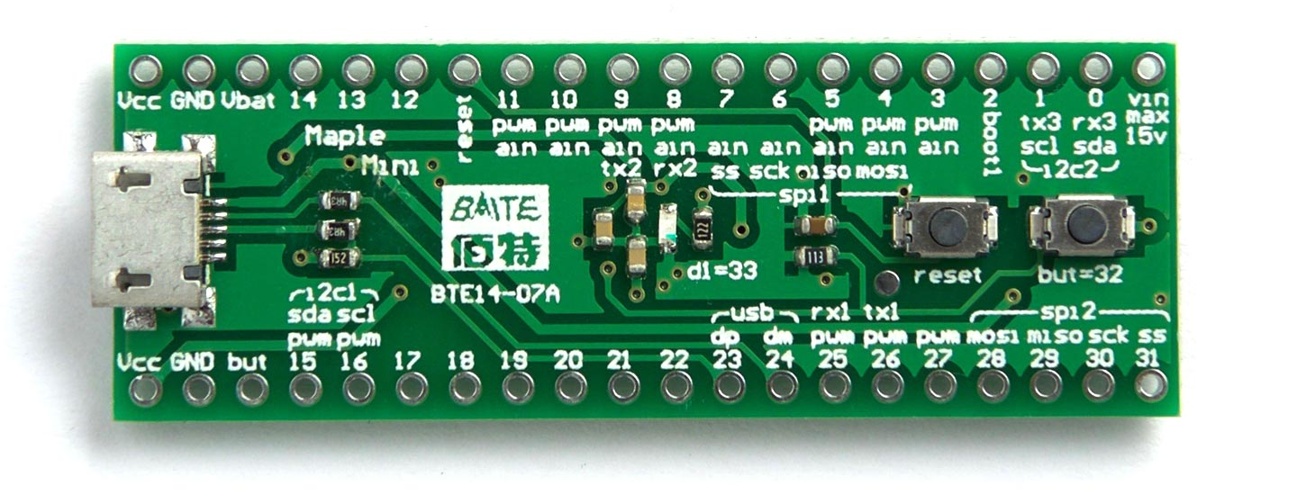 uLisp - STM32 boards
