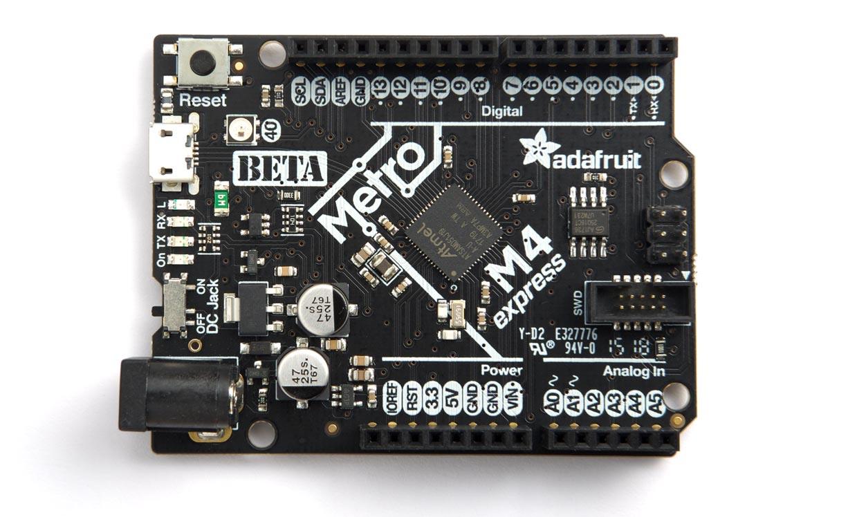 uLisp - Adafruit M4 boards